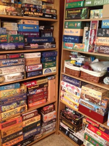 My board game collection